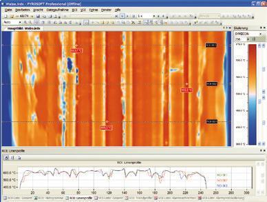 德国DIAS红外扫描热像仪软件图片