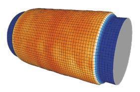 德国DIAS红外扫描热像仪三维热图像2